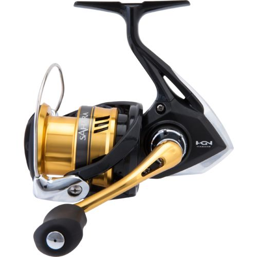 Shimano Sahara Spinning Reel Convertible - view number 4