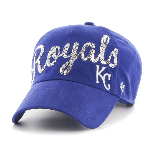 '47 Kansas City Royals Women's Wordmark Clean Up Cap
