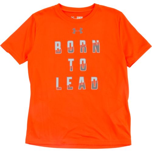 Under Armour Boys' Born To Lead Short Sleeve T-shirt - view number 4