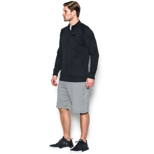 Under Armour Men's Shoreline 1/4 Zip Pullover Hoodie - view number 5