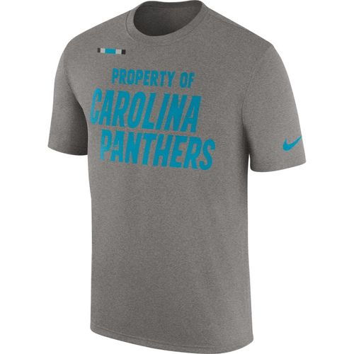 Nike™ Men's Carolina Panthers Property T-shirt