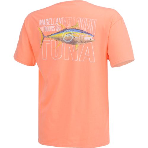 Magellan Outdoors Men's Mosaic Tuna T-shirt - view number 2