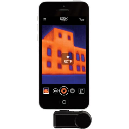 Seek Thermal CompactPRO Thermal-Imaging Camera for iPhone - view number 2