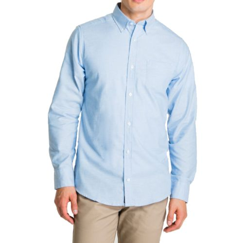 Lee Young Men's Long Sleeve Oxford Shirt - view number 2