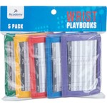 Academy Sports + Outdoors Wrist Playbooks 5-Pack - view number 3
