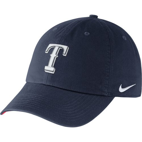 Nike Men's Texas Rangers Heritage86 Dri-FIT Twill Baseball Cap - view number 1
