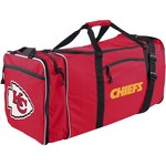 The Northwest Company Kansas City Chiefs Steel Duffel Bag - view number 1