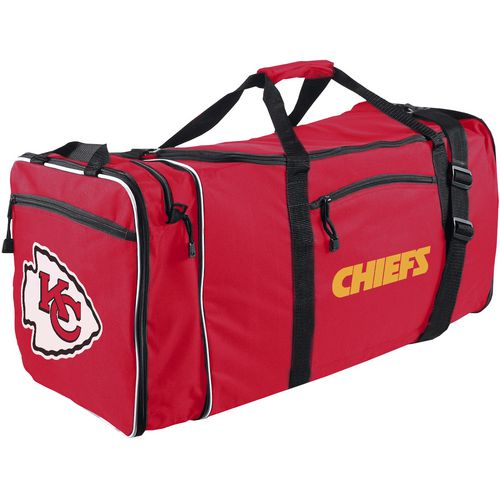 The Northwest Company Kansas City Chiefs Steel Duffel Bag