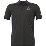 Nike Men's Dallas Cowboys Evergreen Polo Shirt - view number 1