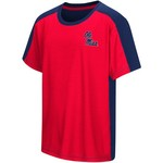 Colosseum Athletics Boys' University of Mississippi Short Sleeve T-shirt - view number 1
