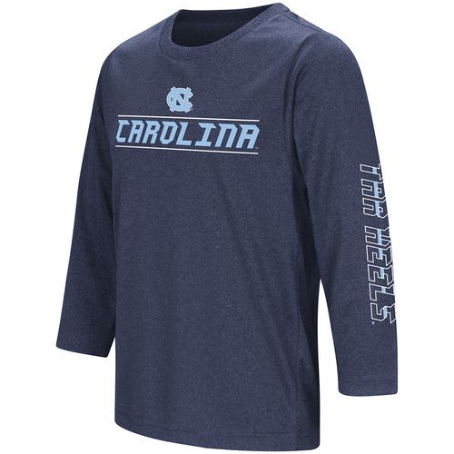 Colosseum Athletics Boys' University of North Carolina Long Sleeve T-shirt