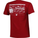 Champion Men's University of Arkansas 2017 Football Fan T-shirt - view number 2