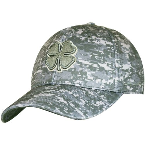 Black Clover Men's Freedom 4 Cap (Grey/Dark Green, Size Small/Medium) - Men's Outdoor Apparel, Men's Hunting/Fishing Headwear at Academy Sports thumbnail