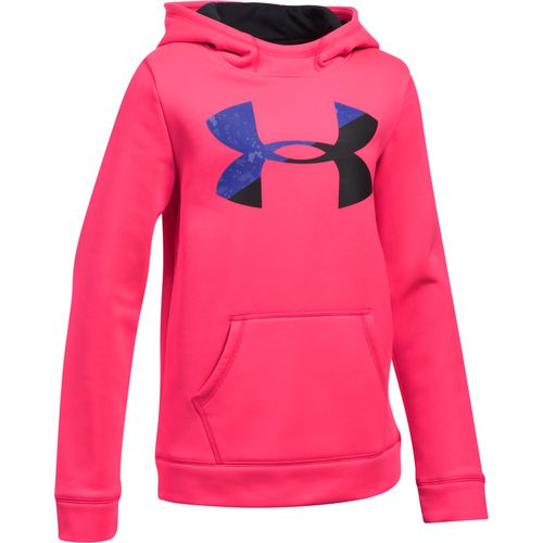 Display product reviews for Under Armour Girls' Armour Fleece Big Logo Hoodie