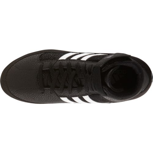adidas Boys' HVC 2 Laced Wrestling Shoes - view number 7