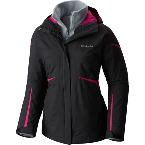 Columbia Sportswear Women's Blazing Star Interchange Jacket