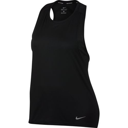 Display product reviews for Nike Women's Dry Miler Plus Size Running Tank Top