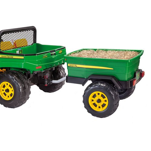 Peg Perego John Deere Adventure Trailer - view number 3