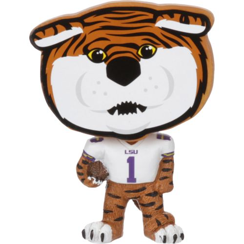 Forever Collectibles Louisiana State University Mascot Flathlete Figurine