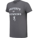 Browning Men's Property Of T-shirt and Cap Combo - view number 3