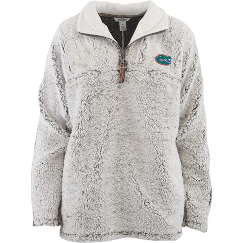Three Squared Women's University of Florida Poodle Pullover Jacket