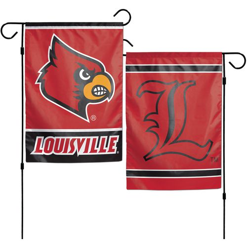 WinCraft University of Louisville 2-Sided Garden Flag