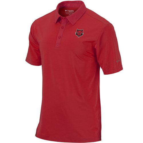 Columbia Sportswear Men's Arkansas State University Omni-Wick Sunday Polo Shirt