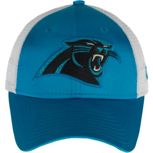 New Era Women's Carolina Panthers Glitzer 9FORTY Cap