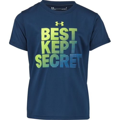 Under Armour Toddler Boys' Best Kept Secret T-shirt - view number 4