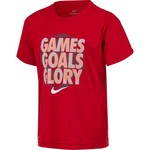 Nike Boys' Games Goal Glory Short Sleeve T-shirt - view number 3