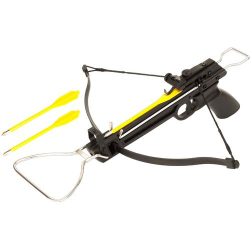 BOLT Crossbows The Spark Pistol Grip 50 lb Recurve Crossbow