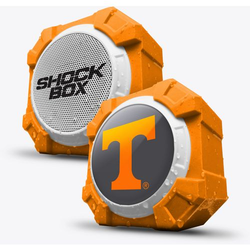 Mizco University of Tennessee Bluetooth Shockbox Speaker