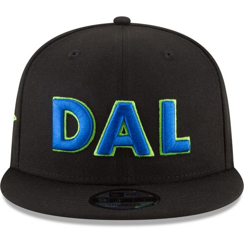 New Era Men's Dallas Mavericks 9FIFTY City Series Cap