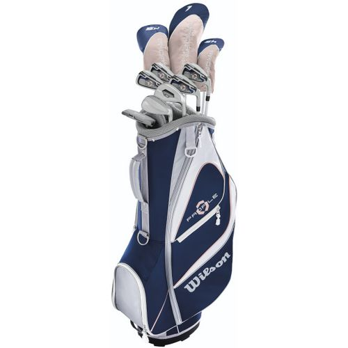Wilson Women's Profile XD Cart Golf Club Set