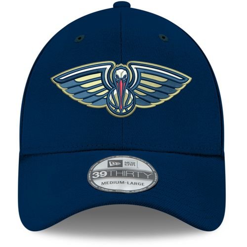 New Era Men's New Orleans Pelicans Classic 39THIRTY Stretch Fit Cap