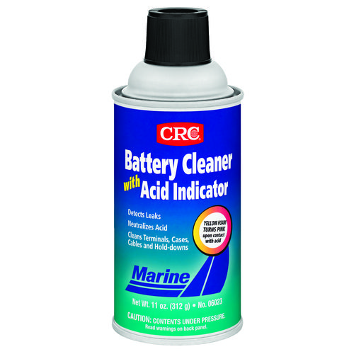 CRC Marine 11 oz. Marine Battery Cleaner - view number 1
