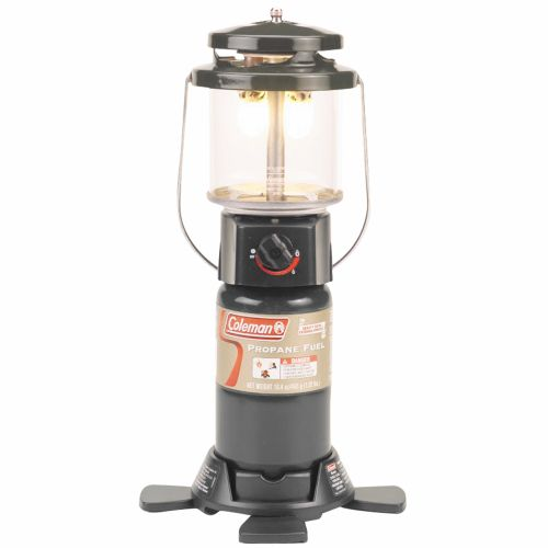 Display product reviews for Coleman® Deluxe PerfectFlow™ Propane Lantern