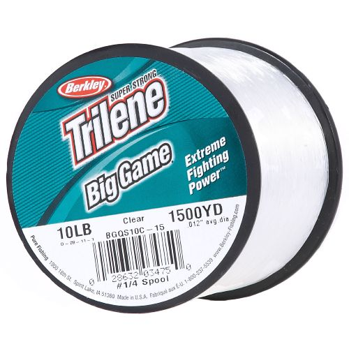 Berkley® Trilene® Big Game™ 1/4 lb. Fishing Line