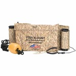 Fish-N-Hunt Walk-N-Wade® Pro Camo Wading Belt