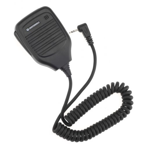 Image for Motorola Remote Speaker/Microphone from Academy