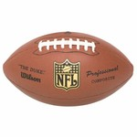 Wilson NFL Pro Replica Football - view number 1