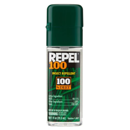 Repel 100% DEET Insect Repellent