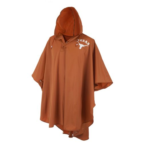 Image for Storm Duds Adults' University of Texas Heavy-Duty Storm Poncho from Academy