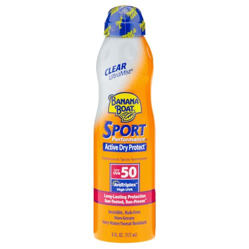 Banana Boat® 6 oz. Ultra Mist Sport SPF 50 Sunscreen