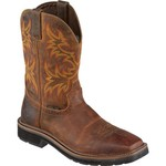 Justin Men's Stampede Work Boots - view number 2