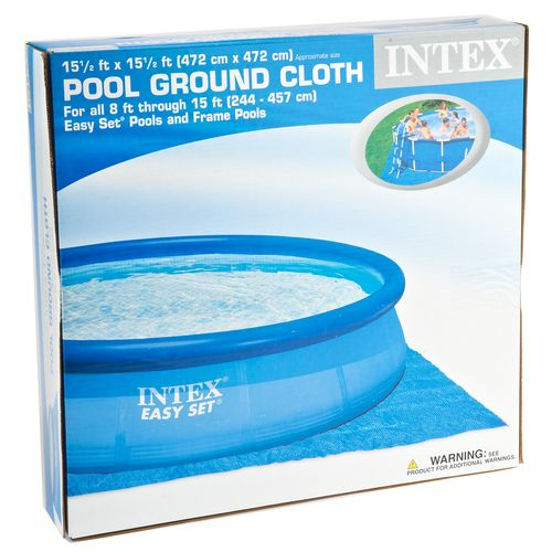 Display product reviews for INTEX Pool Ground Cloth