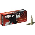 Federal Premium® American Eagle® .223 Remington (5.56 x 45mm) 50 Grain Jacketed Hollow Poi - view number 2