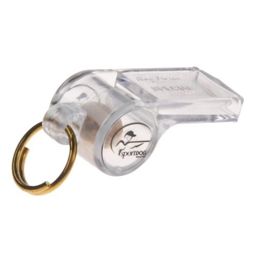 Display product reviews for SportDOG Brand® Roy Gonia Clear Competition Whistle