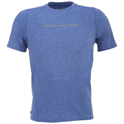 Under Armour® Men's UA HeatGear® Touch Fitted Short Sleeve Crew Shirt