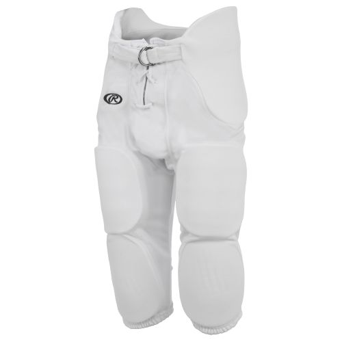 Rawlings Youth Football Practice Pant with Built-In Pads